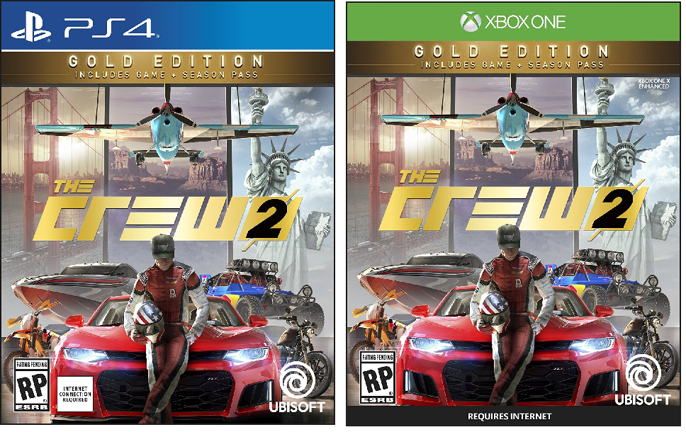 The Crew Xbox One : the crew 2 gold edition for playstation 4 or xbox one reg 109 amazon prime members ~ Aude.kayakingforconservation.com Haus und Dekorationen