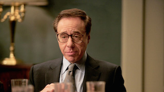 Peter Bogdanovich in the Sopranos