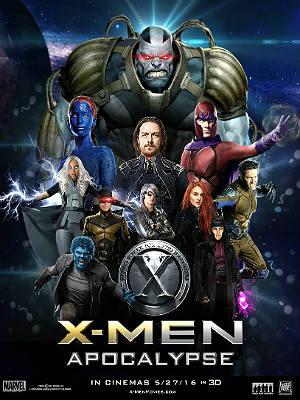 Baixar Filme X-Men: Apocalipse Dual Audio