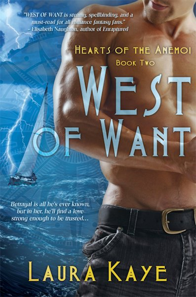 Laura Kaye - Meet WEST OF WANT's Characters and Get Ready to Win!