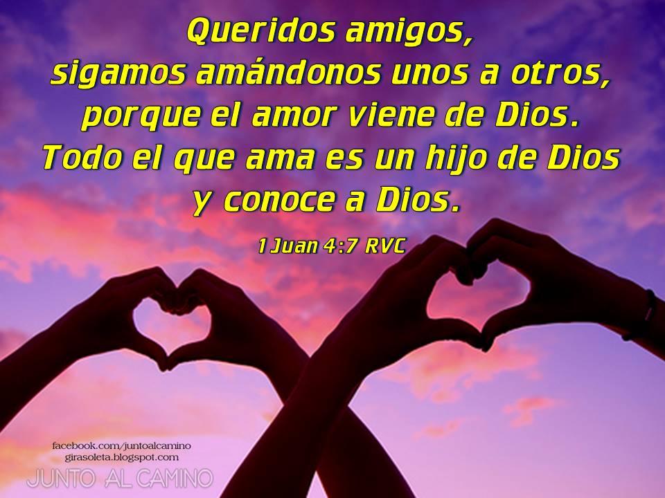 Frases Biblicas Sobre El Amor De Dios
