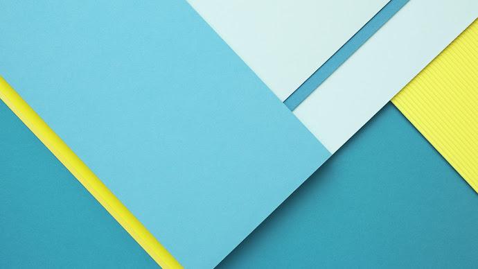 Wallpaper: Google I O Paper Material Design
