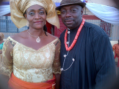 14 Pictures from the burial of Segun Arinzes mother in law