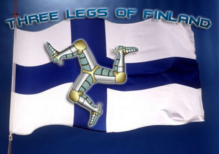 Three Legs of Finland