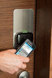TeliaSonera in NFC pilot - replacing hotel room keys with mobile phones