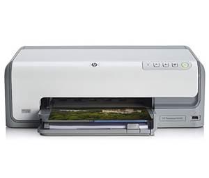 HP Photosmart D6100