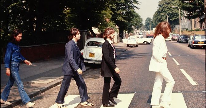 The Daily Beatle: When did The Beatles cross the road?