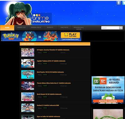 Rekomendasi 3 Situs Anime Streaming Terlengkap Sub Indo
