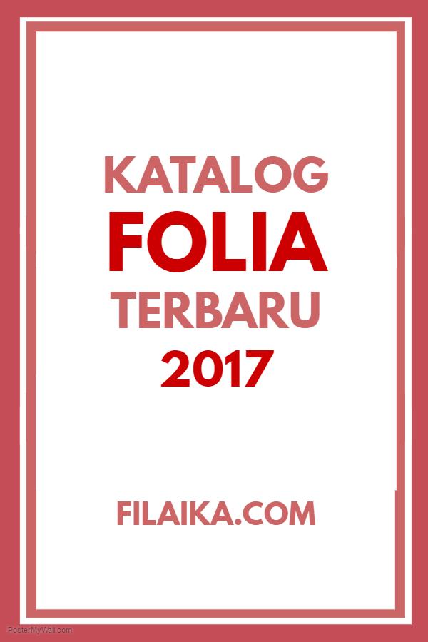 Katalog Folia 2017