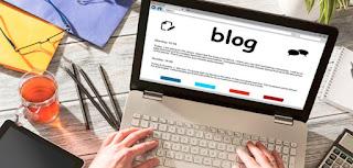 Menjadi seorang blogger atau penulis tamu