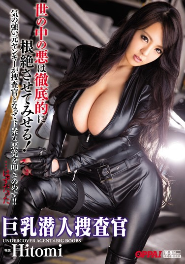 PPPD-441 Busty Undercover Investigator Hitomi
