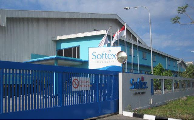 Lowngan Kerja Terbaru PT Softex Indonesia Lulusan Diploma dan Sarjana Terbaru 2018 Seluruh Indonesia