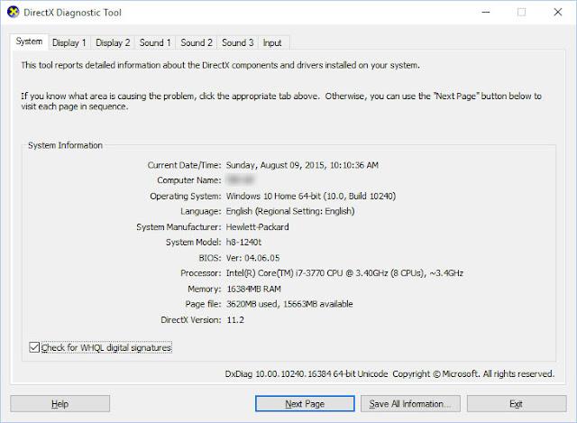 DirectX 12 FAQ ~ tep-blog