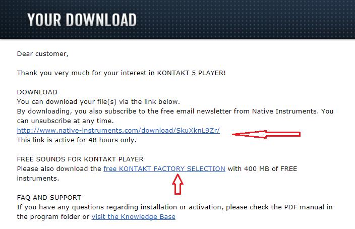 Cara download vst Kontakt 5 player gratis di sini | Hendry Al