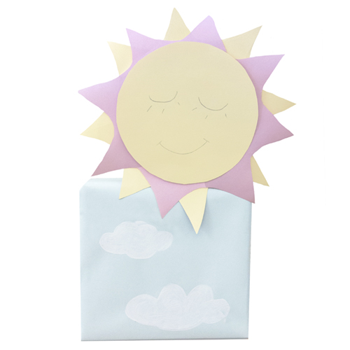 Sunny Sunshine Gift Box | LLK-C.com