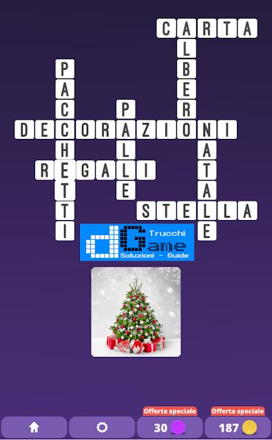 Soluzioni One Clue Crossword livello 18 schemi 4 (Cruciverba illustrato)  | Parole e foto