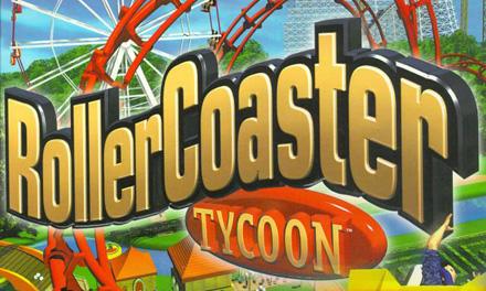 Nerd Investidor: [Games] Rollercoaster Tycoon (série)