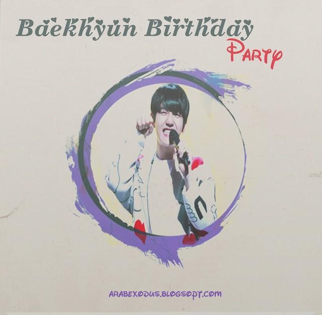 ترجمه || BeakHyun BirthDay Party 2016 + 2017