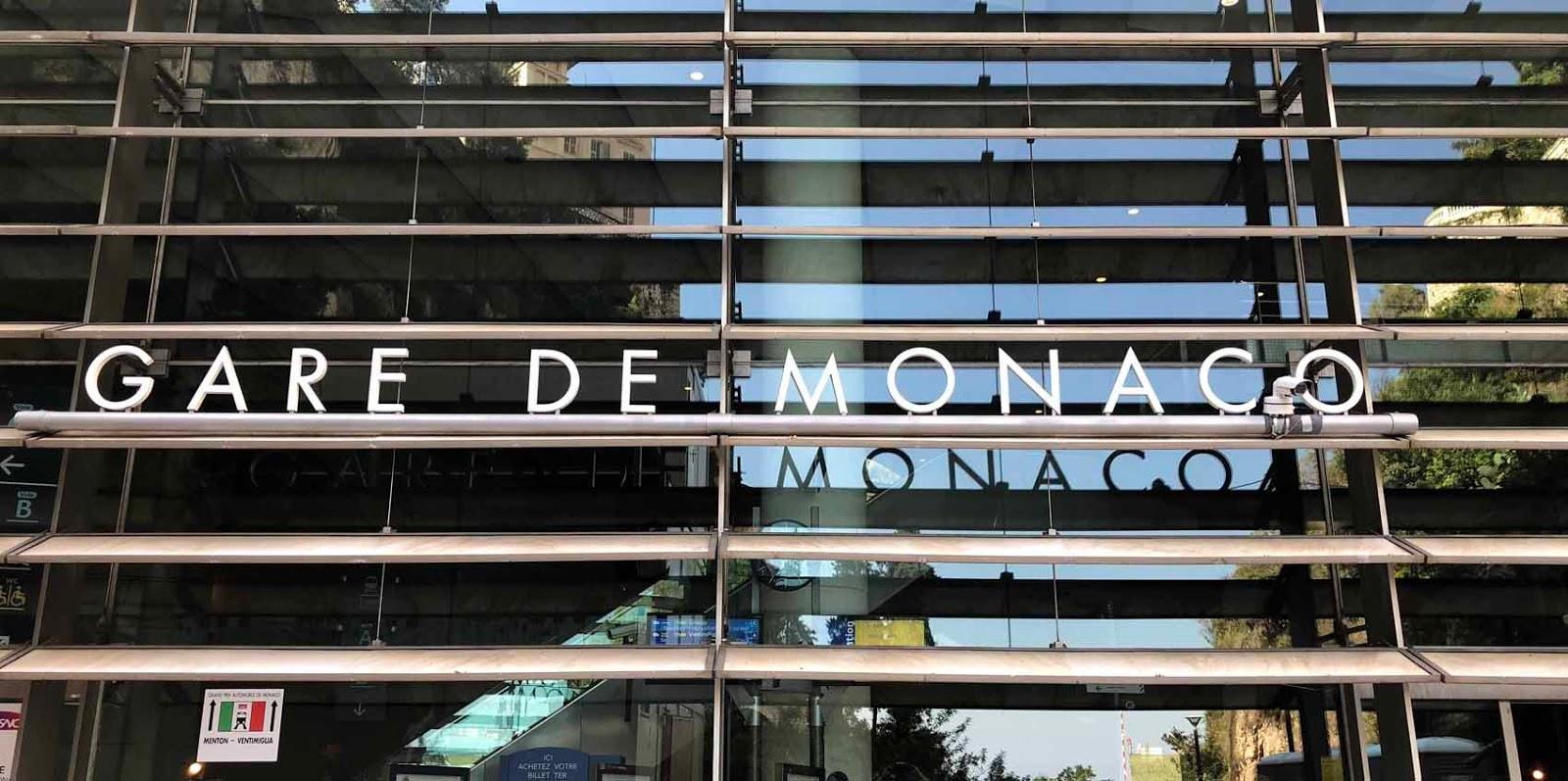 Monacon asema