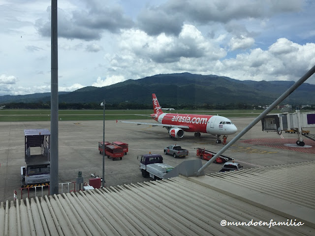 Aeropuerto de Chiang Mai