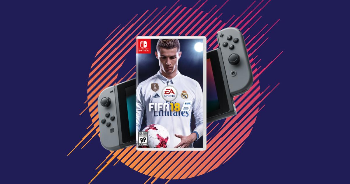EA: Podem vir a ser lançados mais jogos para a Switch
