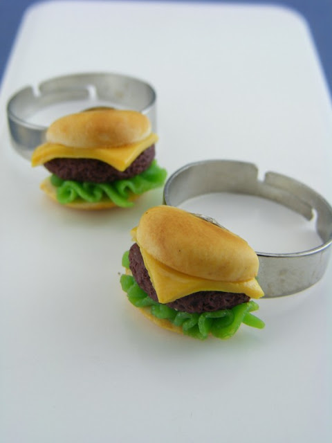 Creative Food inspired jewelry for a simple and cheap gift ...