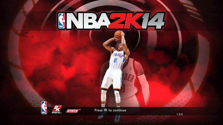 NBA2K PC Game Cover Mod