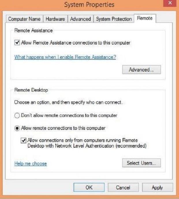 Cara Remote Desktop Komputer Orang Lain Tanpa Perlu Install Aplikasi Tambahan