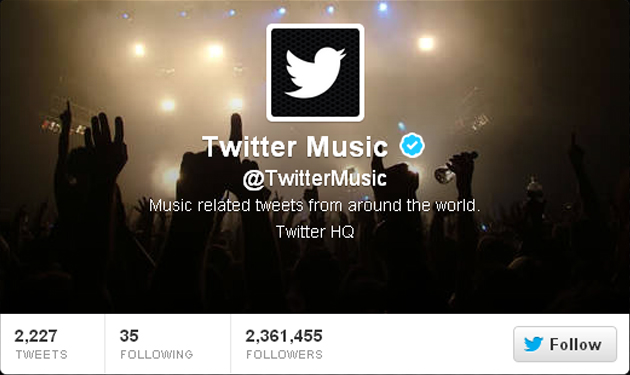 After Apple now Twitter is getting its own music App Twitter Music which will be launched today