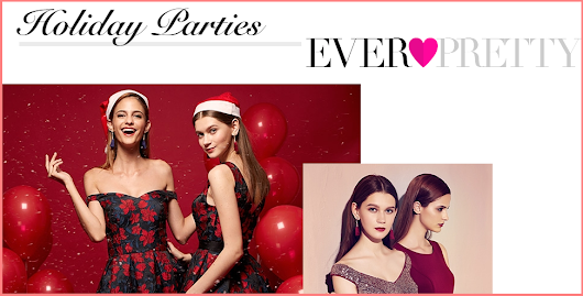 get glam this christmas with ever pretty