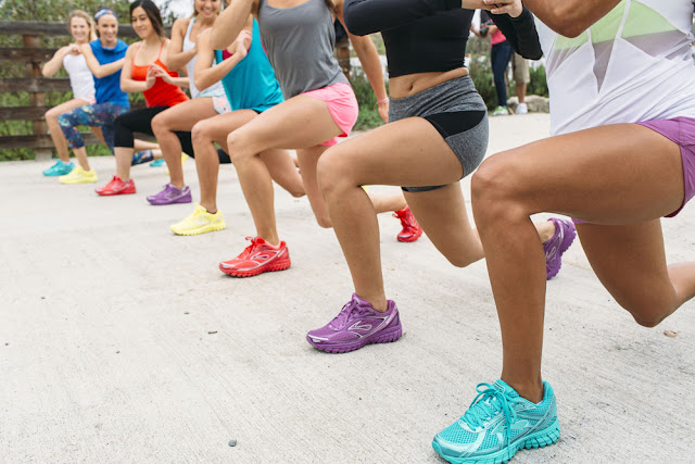 Boot Camp ladies   The Fittest Blogger