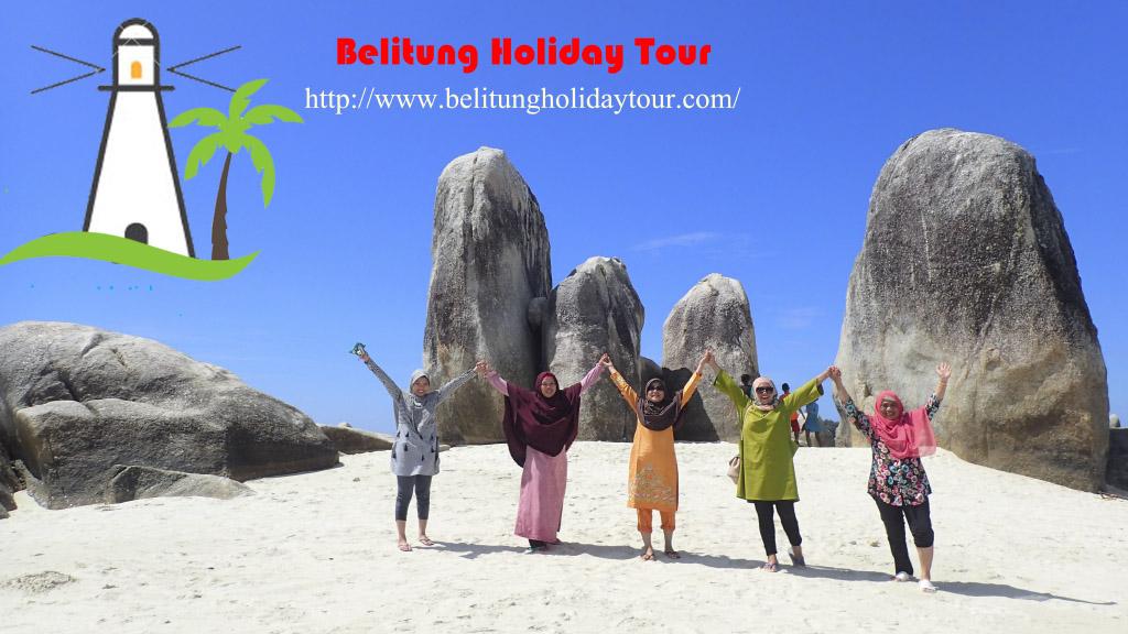 Paket Tour Belitung Tanpa Hotel 3D2N