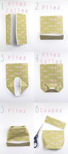 || DIY : Mon calendrier de l'Avent fait maison en pochettes papier (+ printables)