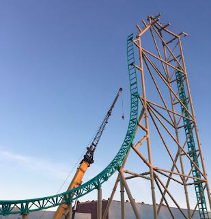 HangTime Construction Update + POV