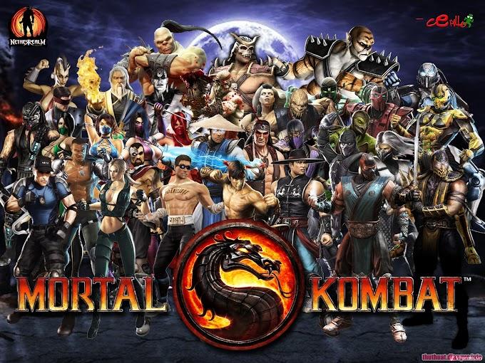 Download game Mortal Kombat 9 PC Full crack Fshare