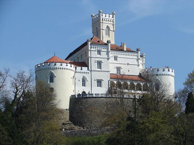 Kastil Trakošćan