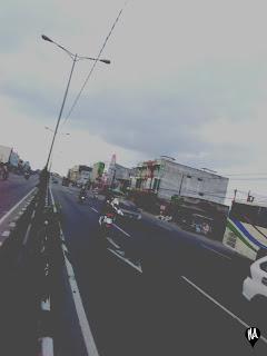 Tidak Ada Angkot di Medan