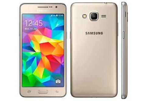 Samsung Galaxy Grand Prime Plus VE
