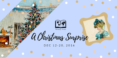 A Christmas Surprise by Emily Murdoch banner