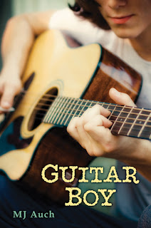 guitar boy by mj auch