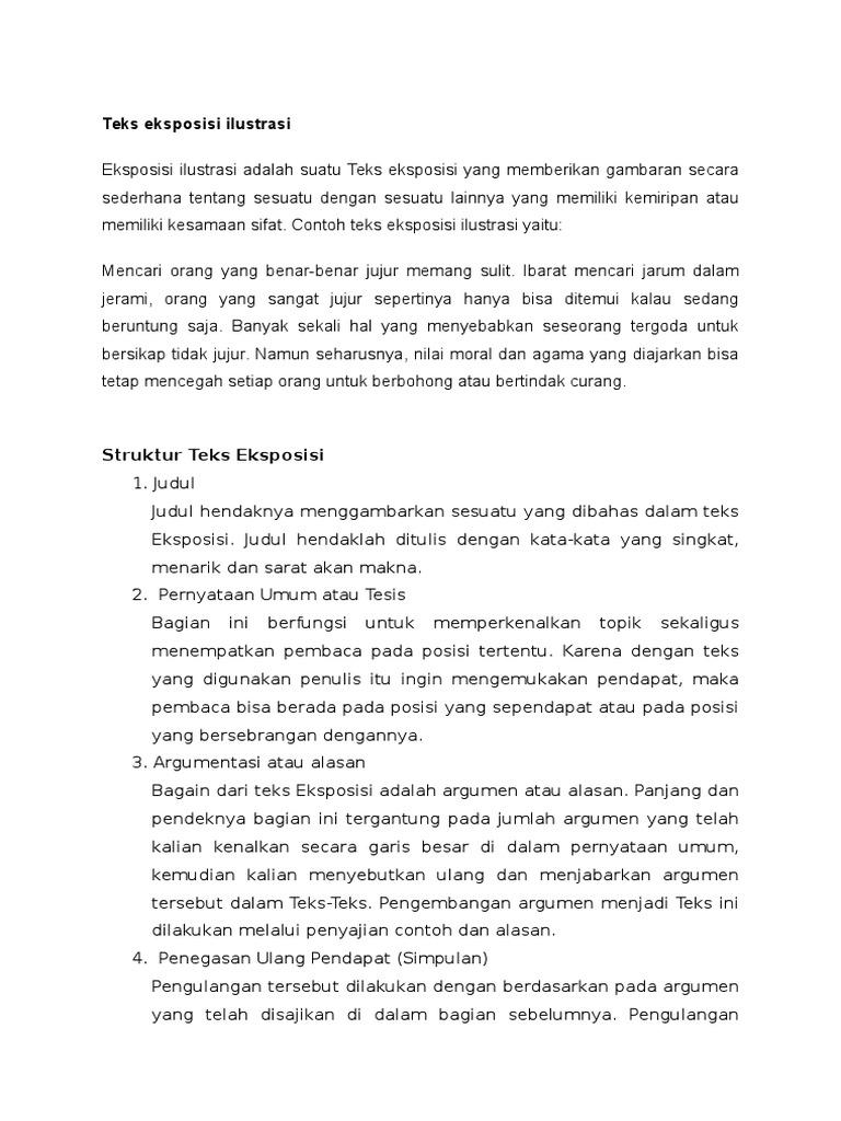 Teks Ceramah Singkat Wood Scribd Indo