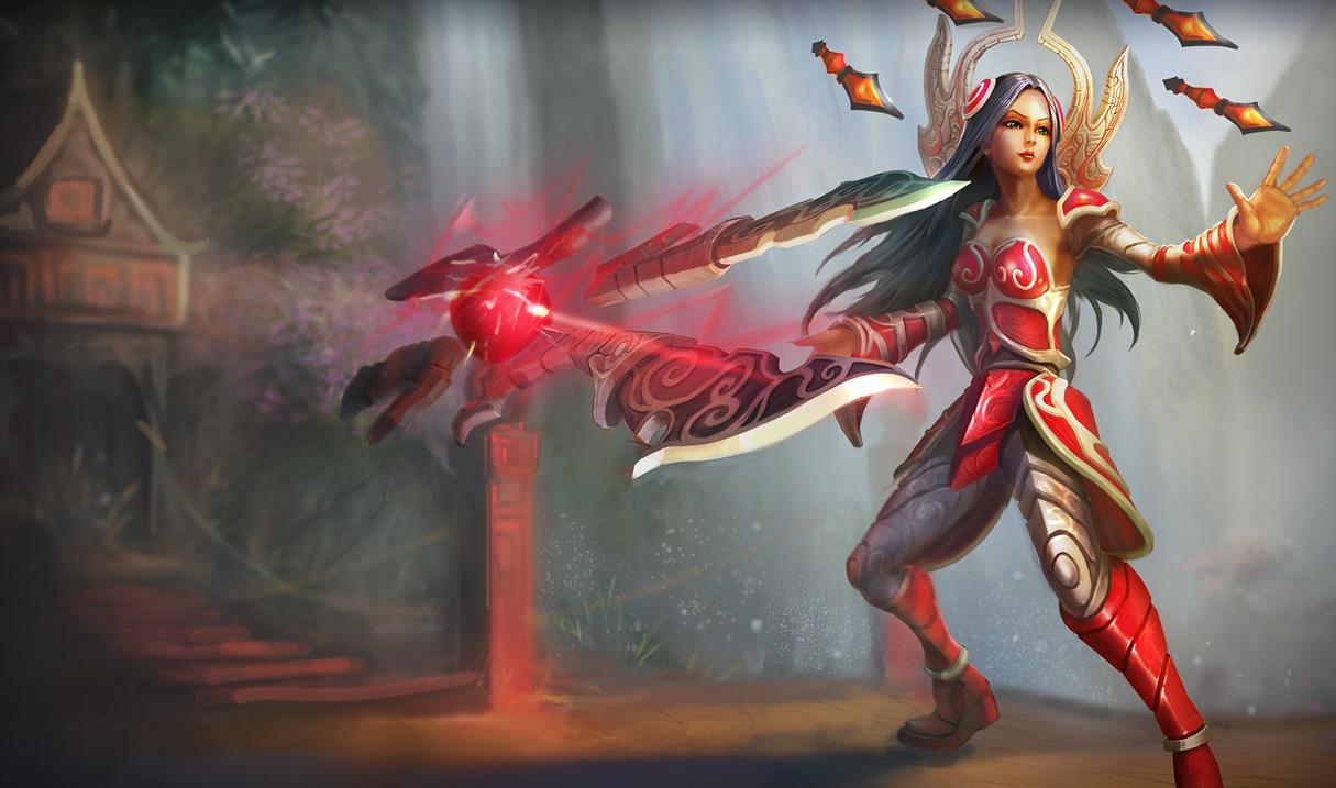 Quick Payday Loans >> League of Legends | Irelia Wallpapers (Chinese + American ...