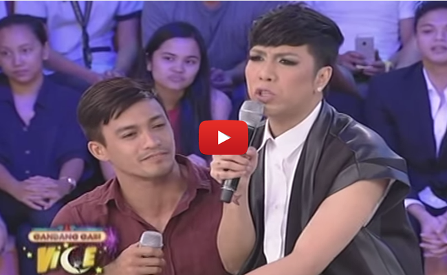 Watch Mariano Flormata Jr., Mister Philippines International Guested on Gandang Gabi Vice