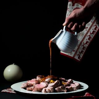Solomillo de Cerdo en Salsa de Cumberland
