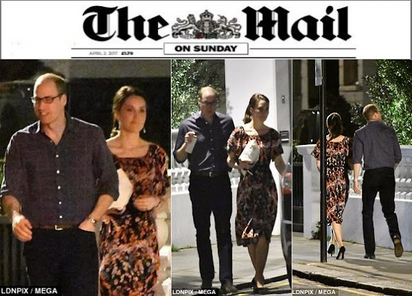 Pippa Middleton and James Matthews get married a ceremony held at St Marks Church. Kate Middleton wears Alice Temperley Peony off the shoulder dress