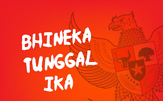 Bhineka Tunggal Ika, Walaupun berbeda tetap satu jua