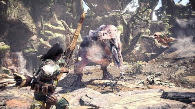 المزيد من المحتويات الإضافية قادمة للعبة Monster Hunter World في تاريخ 14 مارس و هذه أول التفاصيل ...