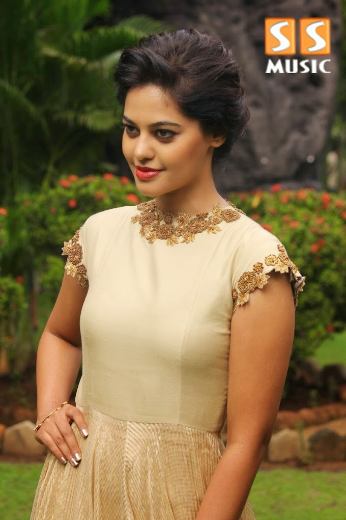 Bindu Madhavi's Latest Photoshoot HD Picture Gallery #Bindu