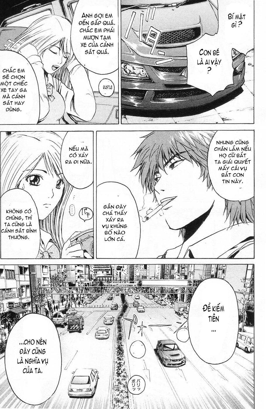 Rose Hip Zero chap 12 trang 6