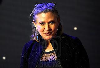 Puteri Leia Star Wars meninggal dunia